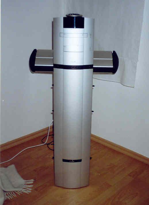 Grundig Space Fidelity Pa Design Anlage in Chemnitz | TV