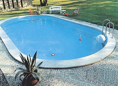 schwimmingpool oval in bochum handwerk hausbau. Black Bedroom Furniture Sets. Home Design Ideas