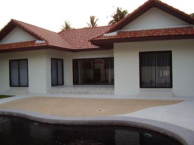 ferienhaus mit pool in pattaya thailand in stetten. Black Bedroom Furniture Sets. Home Design Ideas