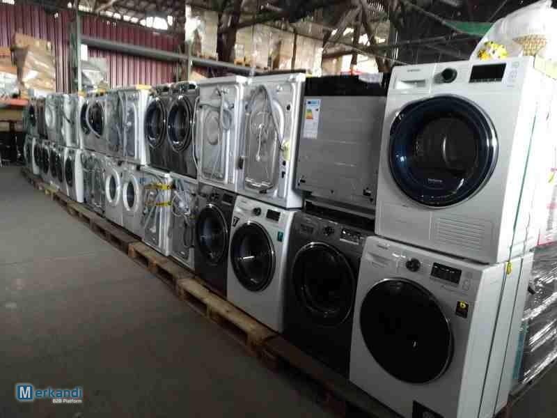Kühlschrank B Ware : Samsung waschmaschinen stück geprüfte ware restposten in