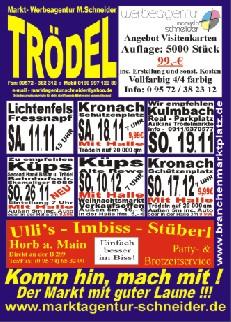 tolle Preise laest technology Outlet-Boutique FLOHMARKT MARKTAGENTUR SCHNEIDER in Burgkunstadt ...