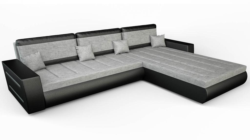 Sofa Couch Ecksofa Eckcouch Schlaffunktion Bettkasten Mant In