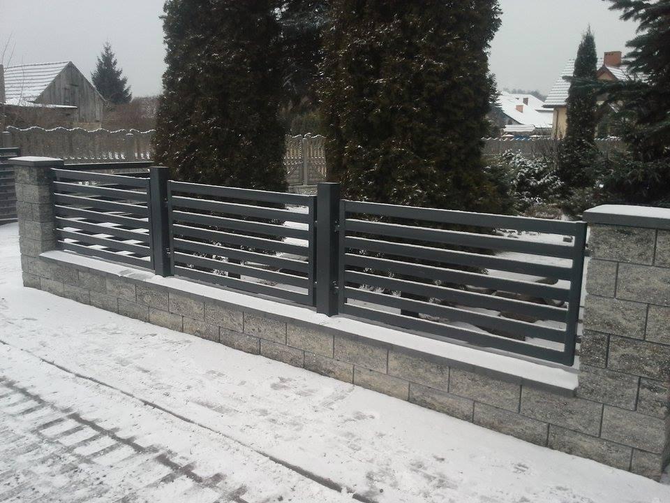 Turbo Untermauerung Betonzaun Gartenmauer mit Stahlelementen Zaun aus FF67