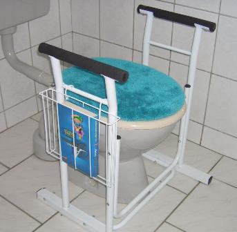 wc toiletten st tze in porta westfalica wellness gesundheit kleinanzeigen. Black Bedroom Furniture Sets. Home Design Ideas