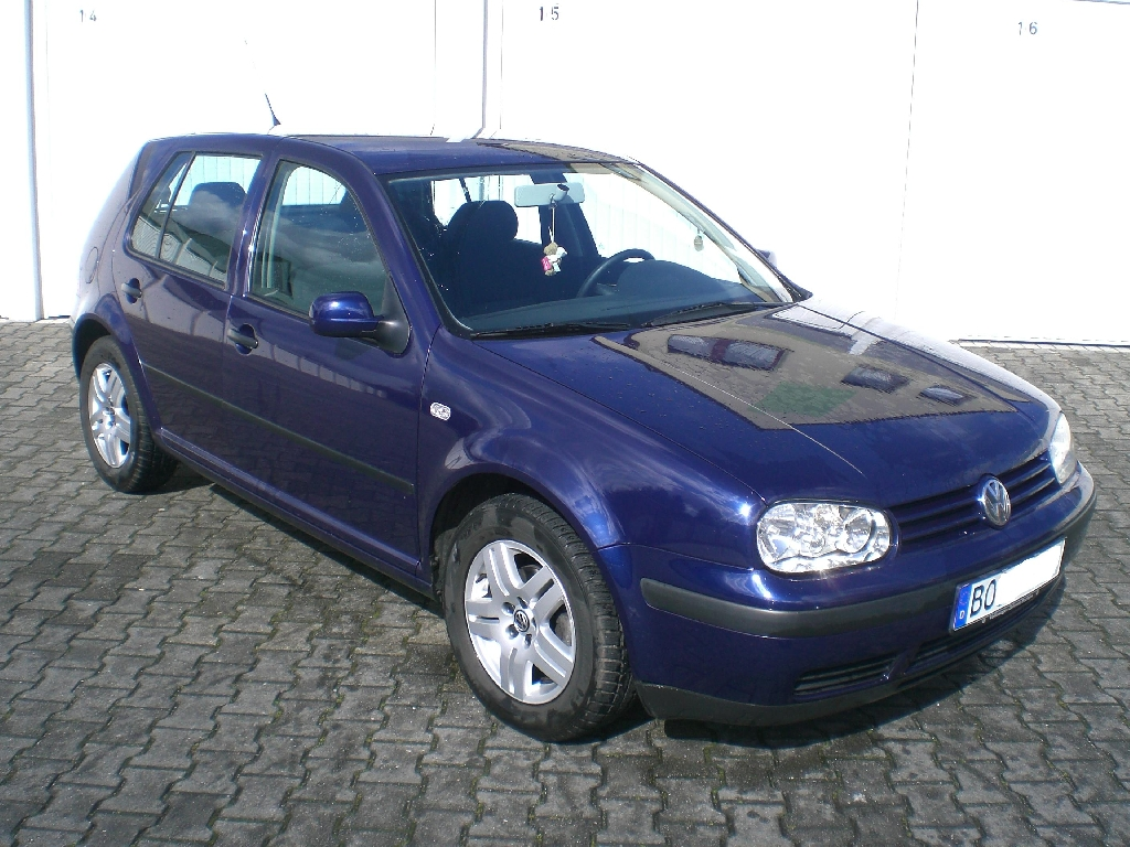 vw golf iv 16v special in bochum kfz nach marken. Black Bedroom Furniture Sets. Home Design Ideas