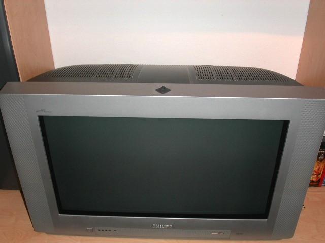 biete tv philips 32pw9616 100 hz match line unterschrank philips in landshut tv hifi video. Black Bedroom Furniture Sets. Home Design Ideas
