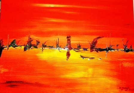 Moderne acrylbilder zu erschwinglichen preisen in - Acrylbilder malen vorlagen ...