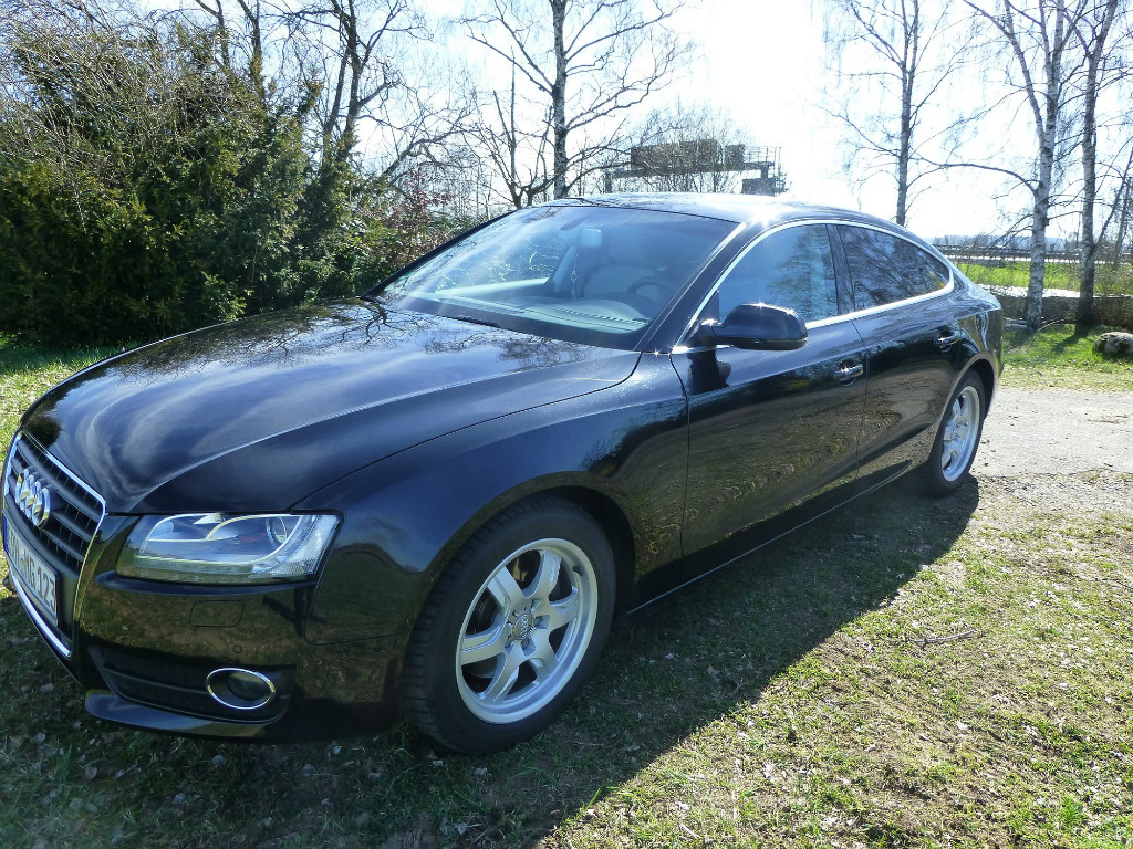 audi a5 ltr tdi gang multitronic mit garantie ahk in baiersdorf kfz nach marken kleinanzeigen. Black Bedroom Furniture Sets. Home Design Ideas