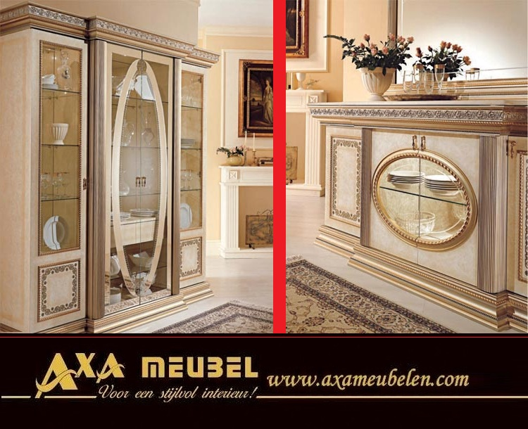 Italien hochglanz wohnzimmer versailles axa m bel angebote - Designermobel italien ...