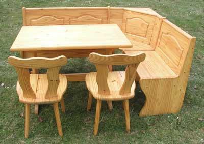 Sitzecke Aus Holz sitzecke holz in leipzig | möbel und haushalt | kleinanzeigen