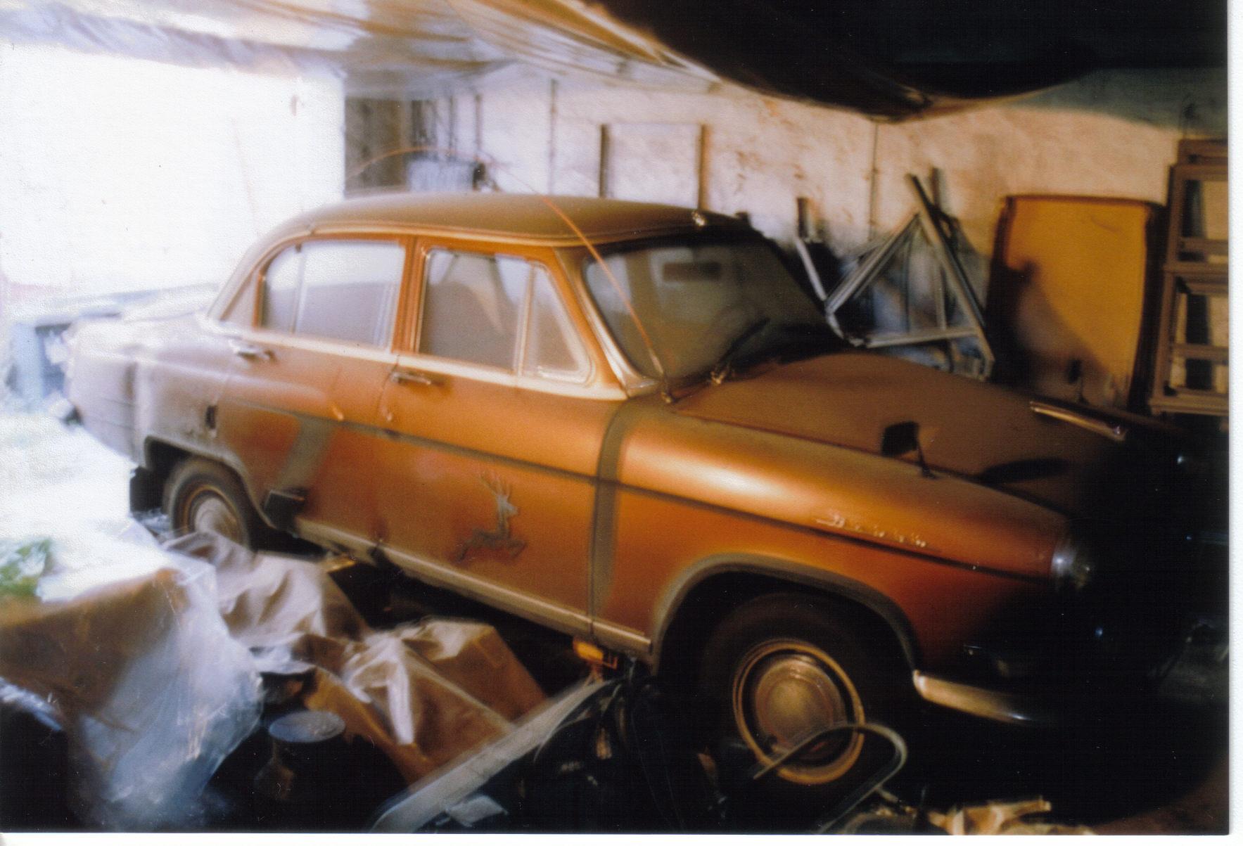 wolga m21 bj 1966 in brandenburg ot wust kfz specials kleinanzeigen. Black Bedroom Furniture Sets. Home Design Ideas
