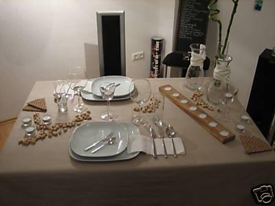 Candlelight Dinner Fur Zwei Tischdekoration In Koln