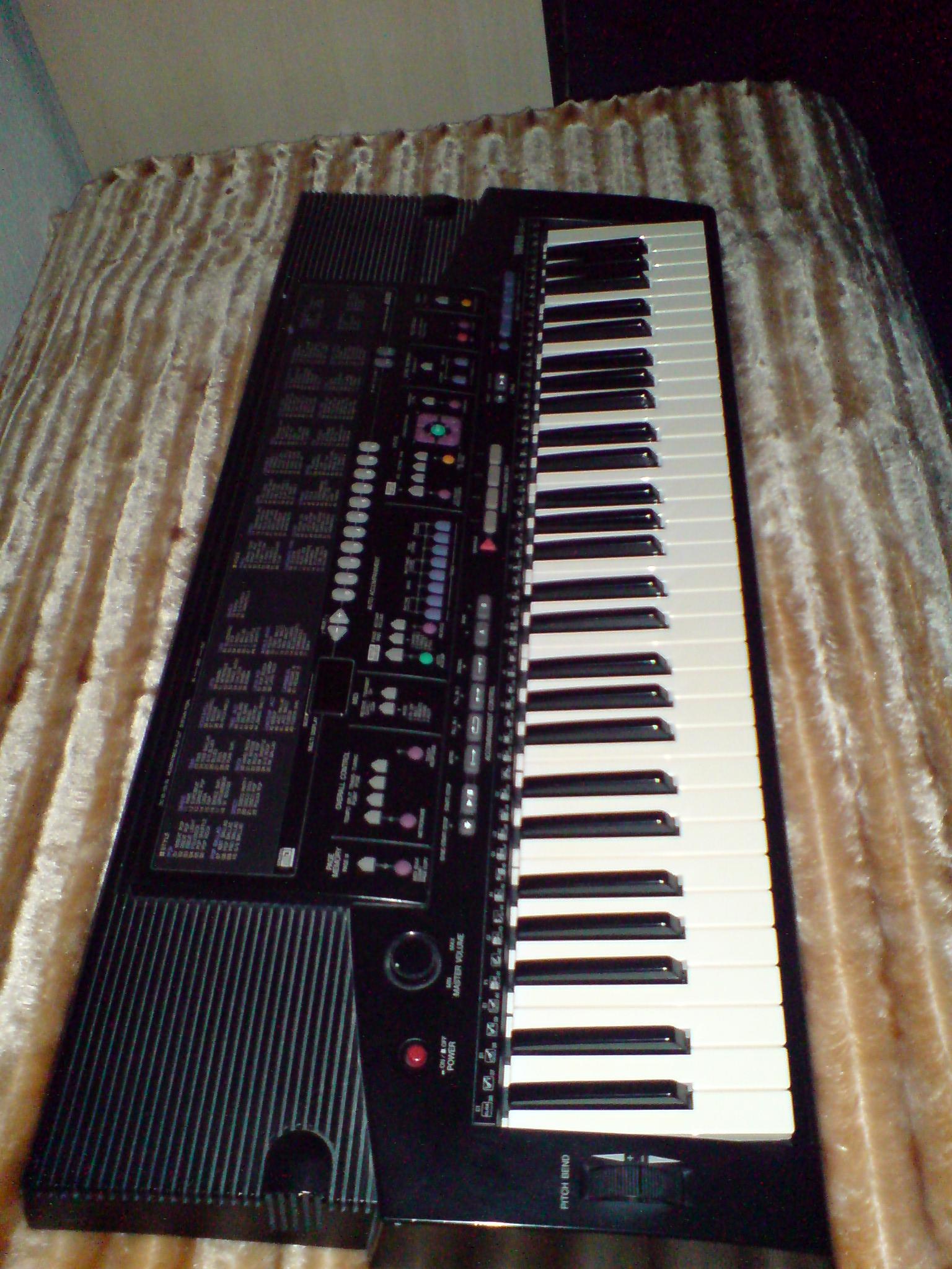 Musik und instrumente kleinanzeigen in kassel for Yamaha psr 410 keyboard