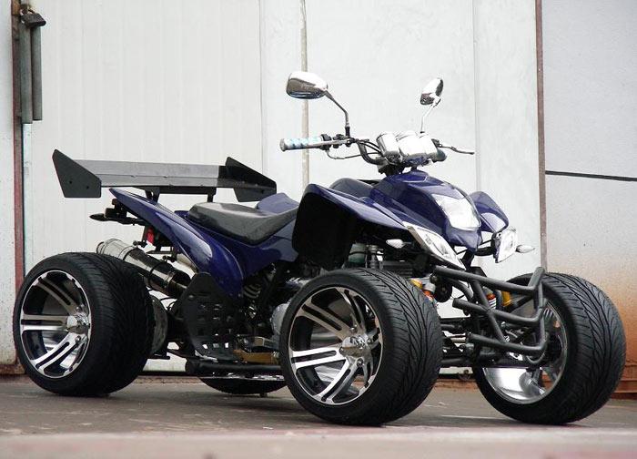 Yamaha Raptor  Parts Canada