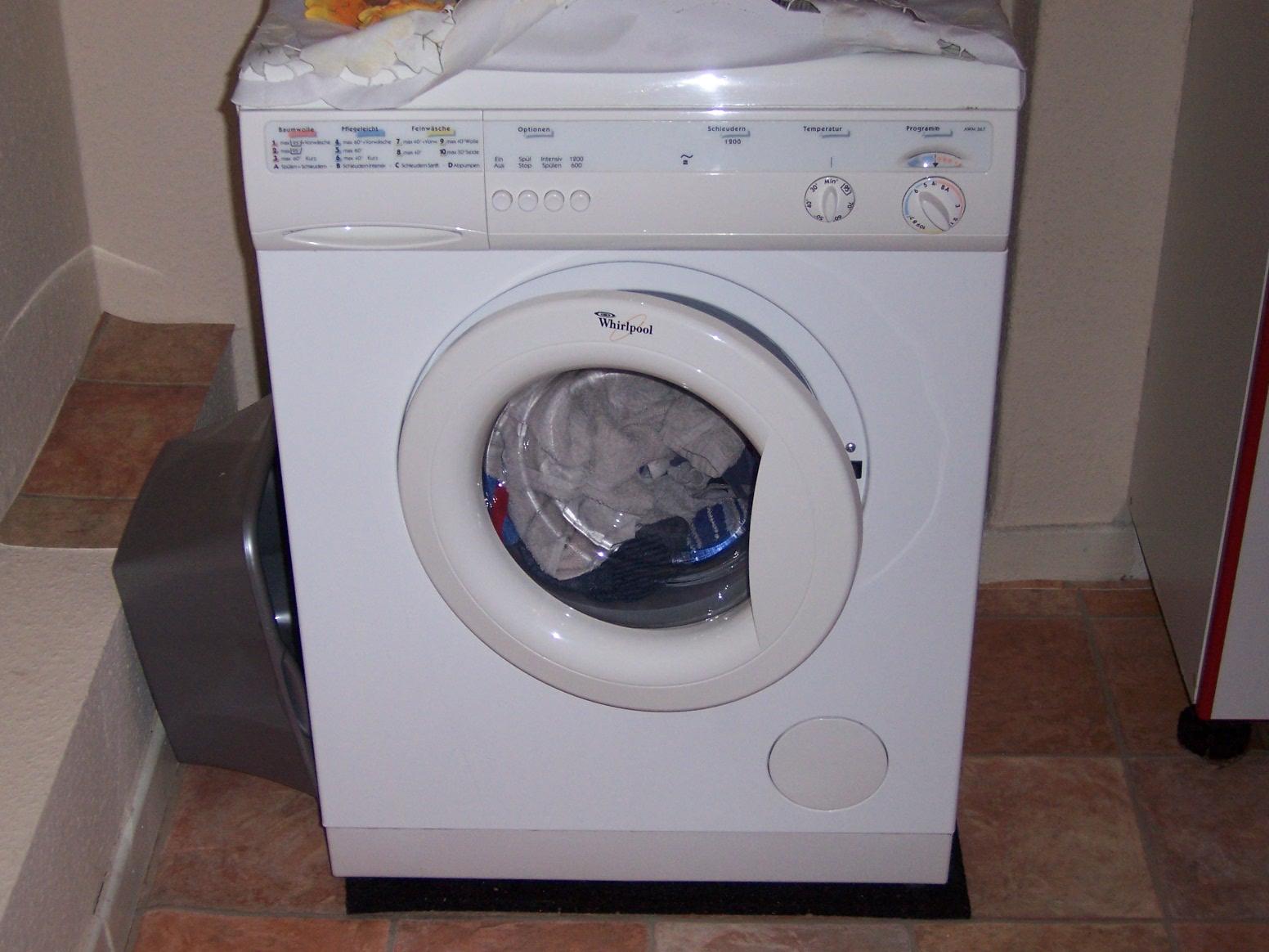 Kleinanzeigen Waschmaschinen - Seite 1