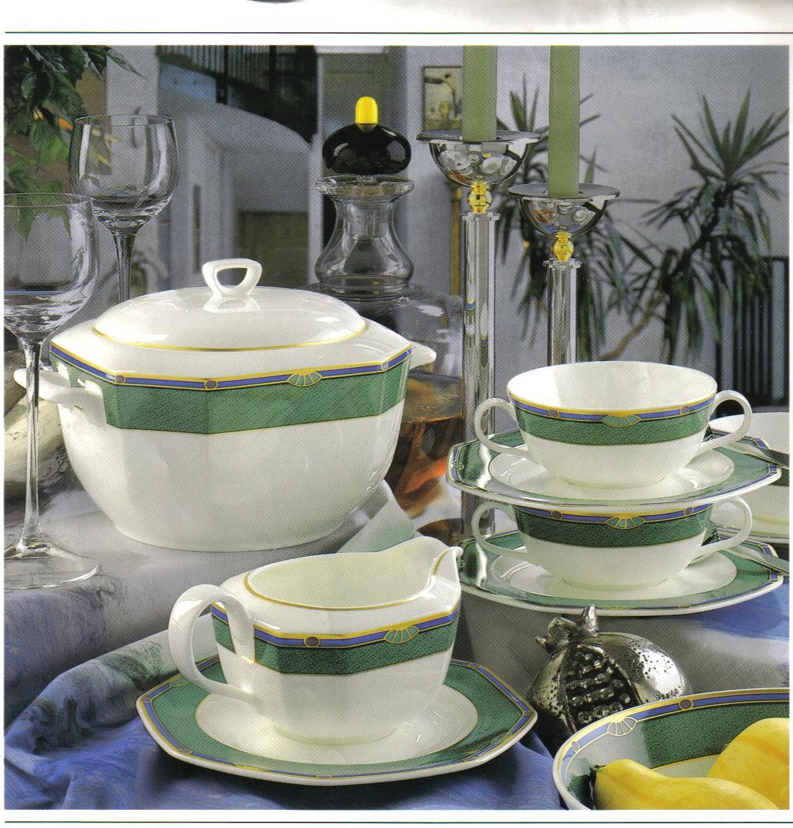 hutschenreuther tafelservice savona bone china zeitlos und elegant in schwerte m bel und. Black Bedroom Furniture Sets. Home Design Ideas