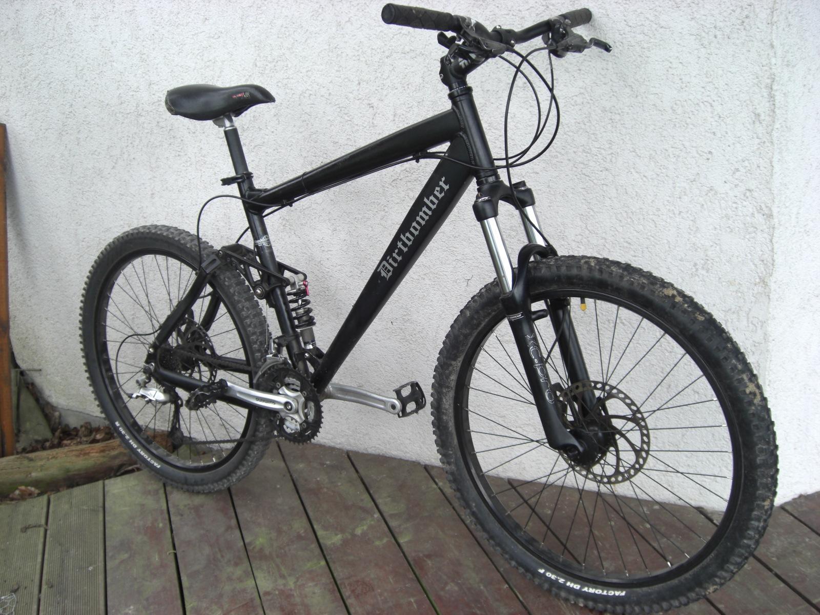 full suspension mountainbike gebraucht ersatzteile zu. Black Bedroom Furniture Sets. Home Design Ideas