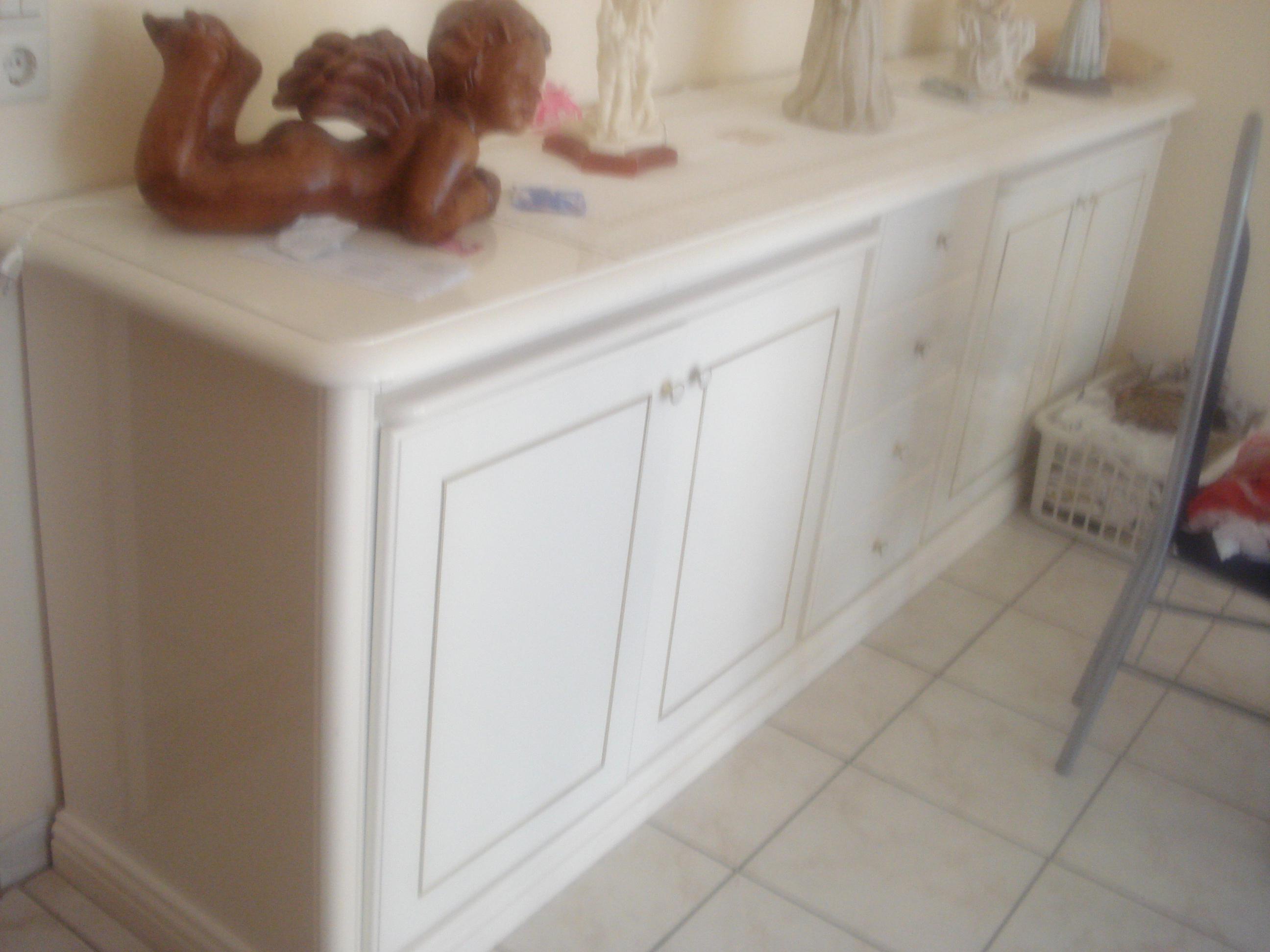italienische vitrine mit sideboard in bad s ckingen. Black Bedroom Furniture Sets. Home Design Ideas