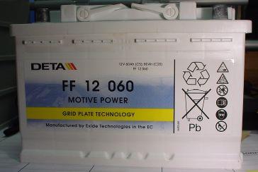 Wohnmobil versorgungsbatterie