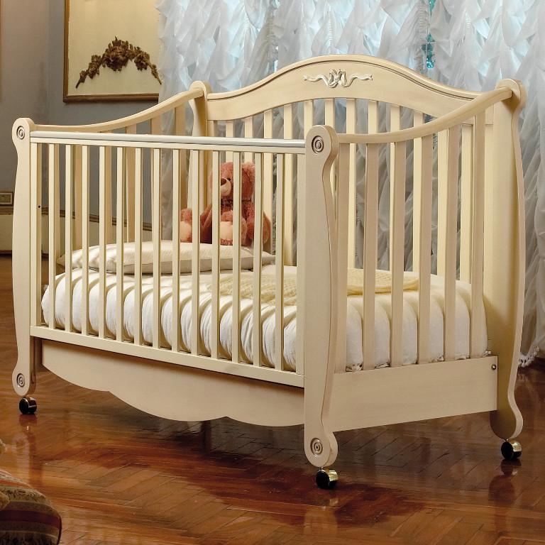 Kinderbett aus der Kollektion Anouk umbaubar zum Juniorbett in ...