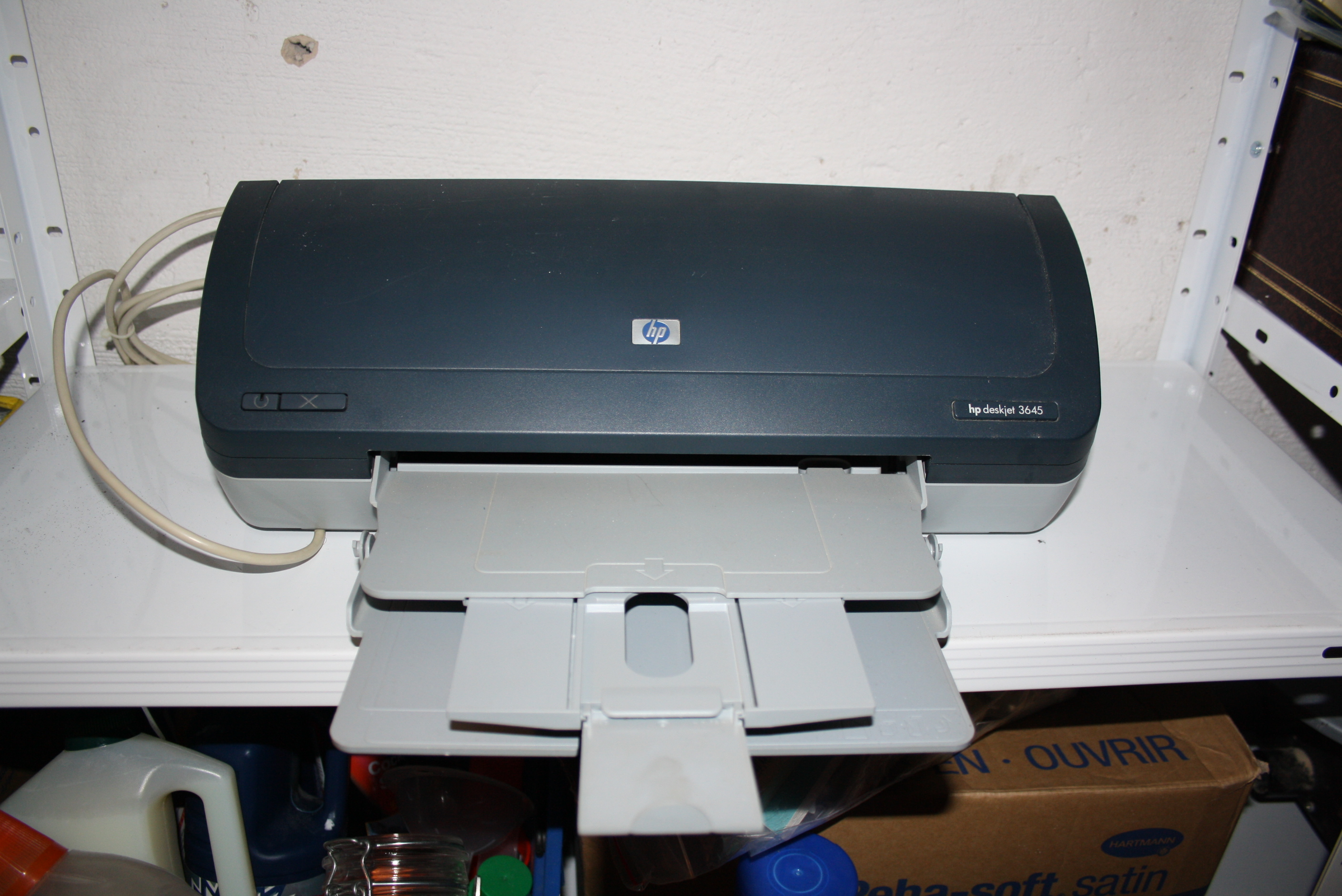 Hp scanjet 4470c