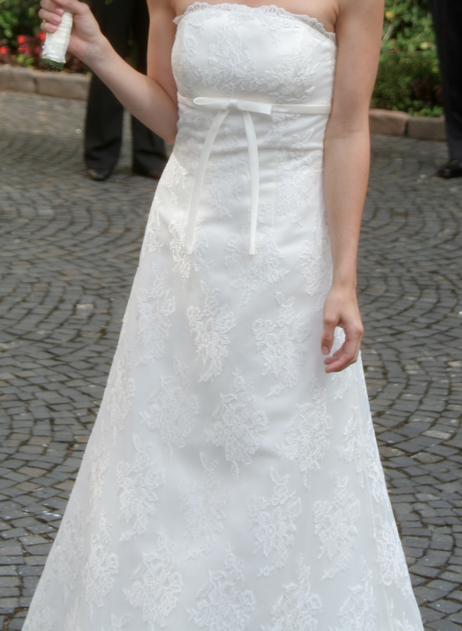 Miranda Brautkleid aus feiner Spitze ein Traumkleid in Kirchheim ...
