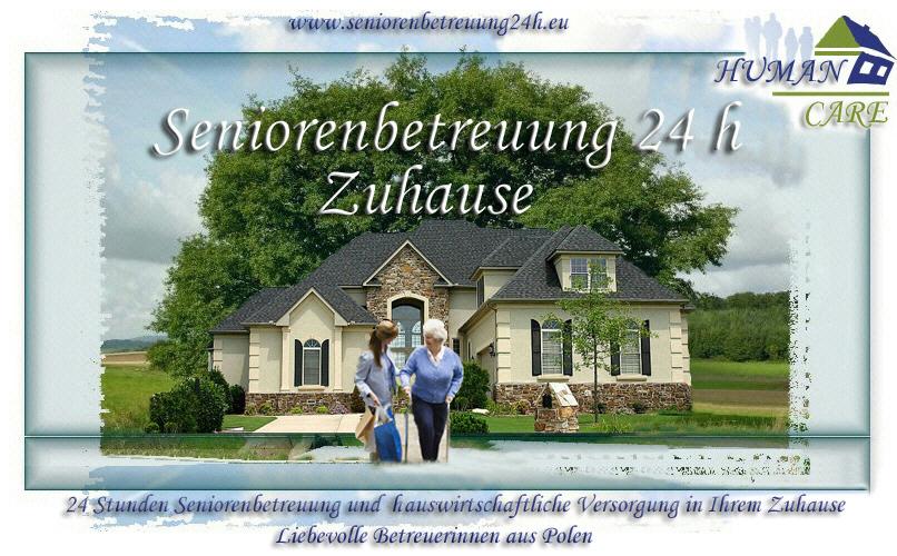 Polnische pflegekräfte 24 stunden grundpflege und betreuung zuhause
