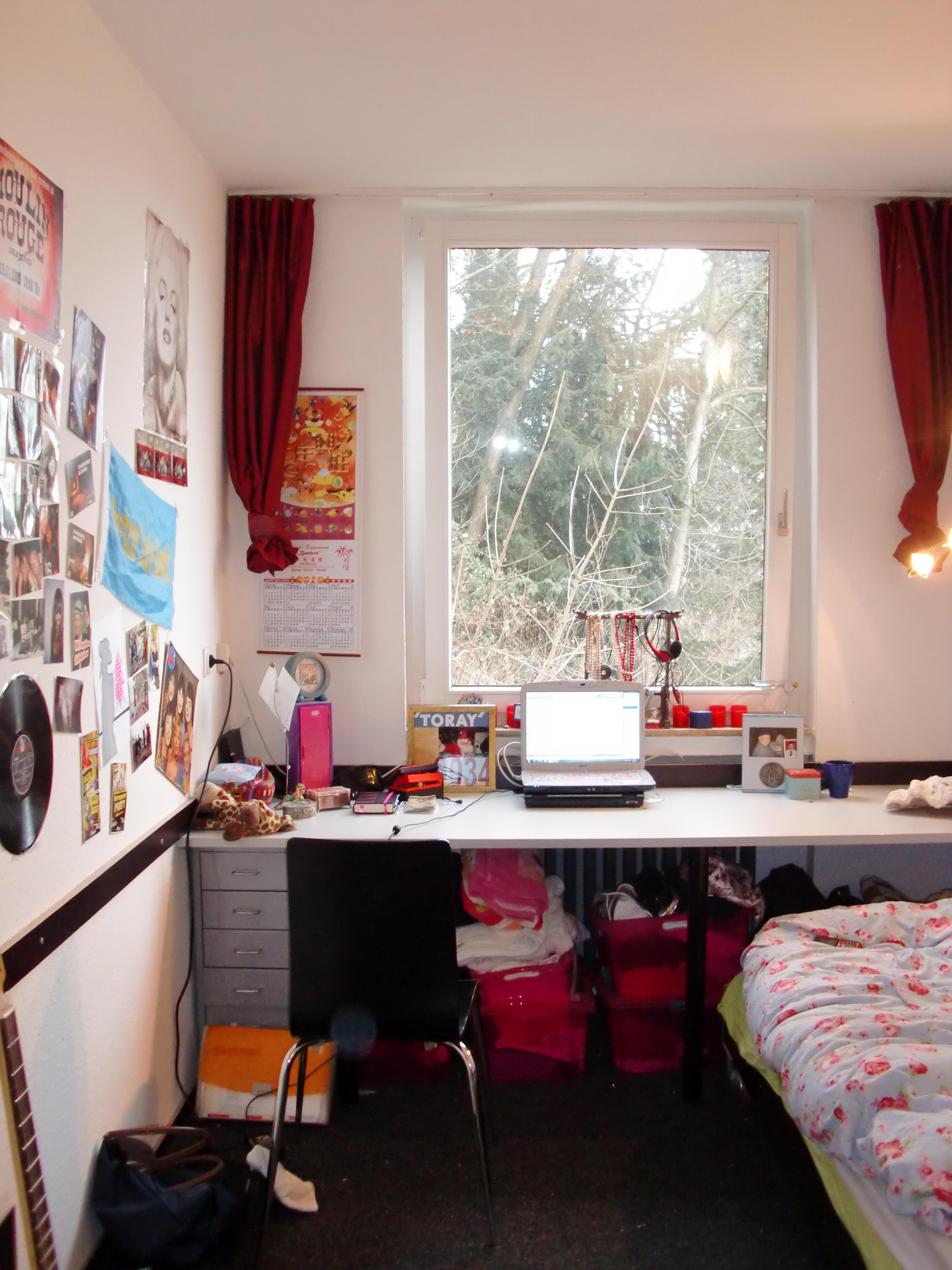Studentenzimmer f r m dchen in bonn dottendorf for Studentenzimmer gestalten