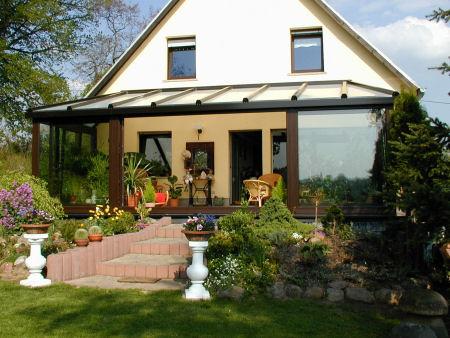 wintergarten terrassend cher sonnenschutz t ren fenster in luckau handwerk hausbau garten. Black Bedroom Furniture Sets. Home Design Ideas