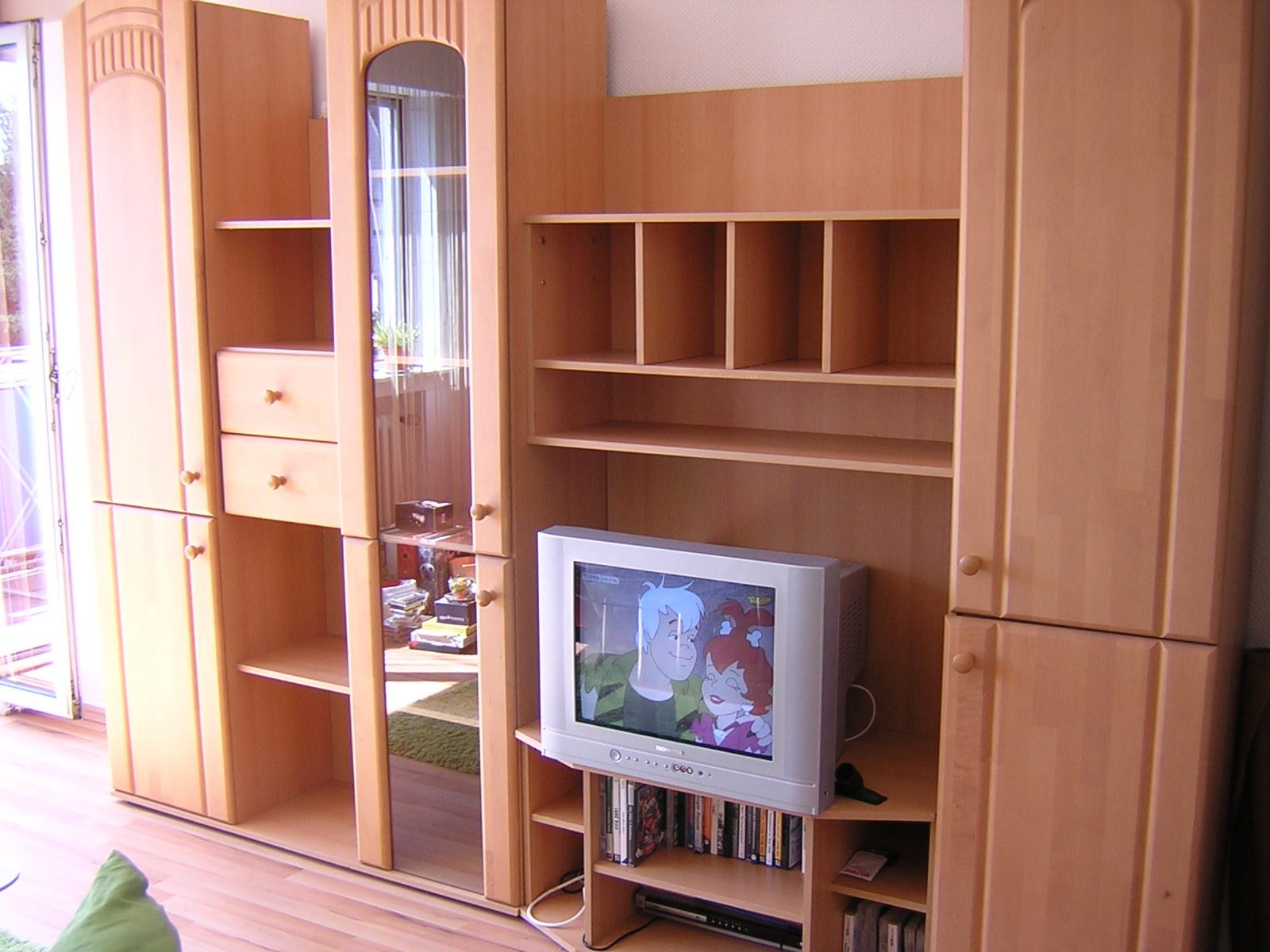 Kleinanzeigen couchtisch sonstige wohnzimmereinrichtung for Buche wohnwand