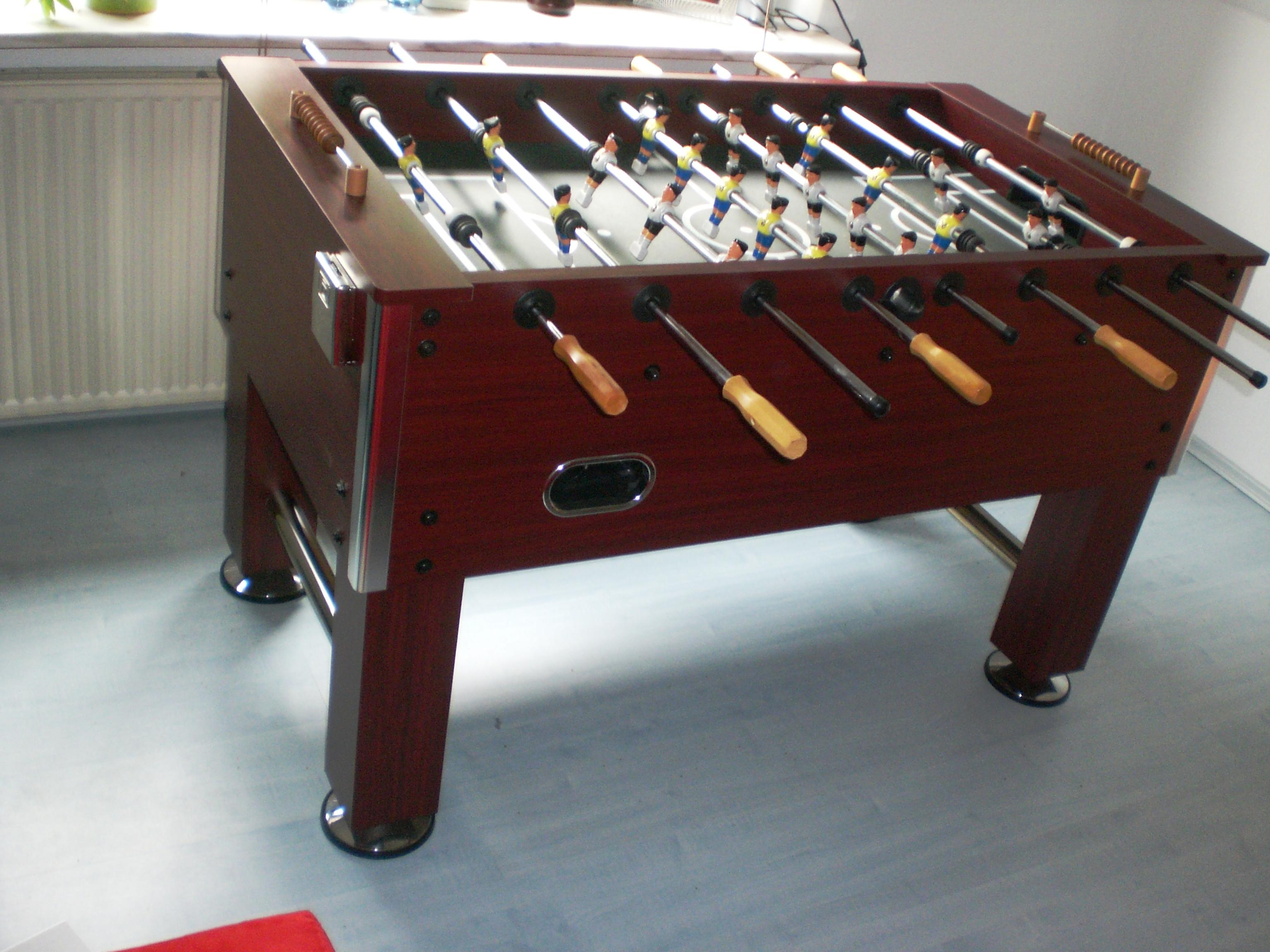 kickertisch goal profi kickertisch in lippstadt sport kleinanzeigen. Black Bedroom Furniture Sets. Home Design Ideas