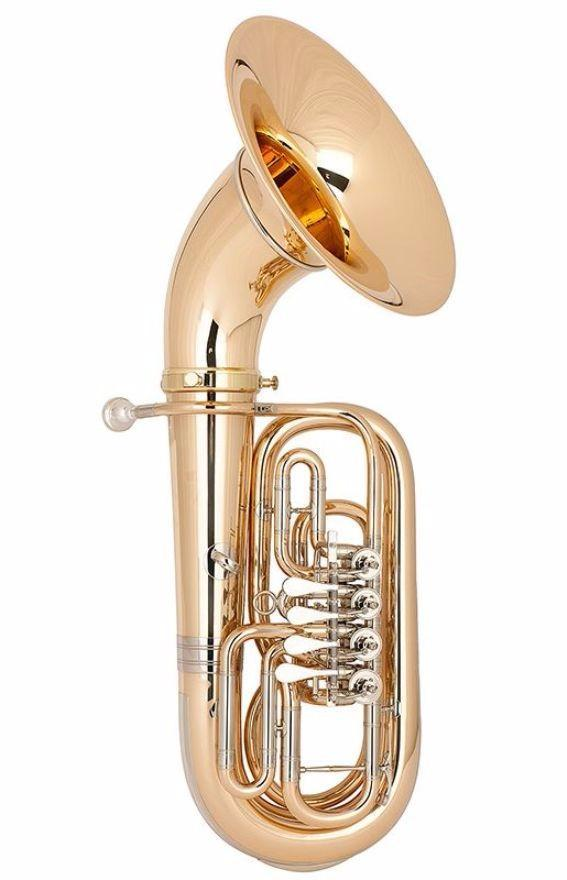 profi-instrument Blasinstrumente Conn 18i Oberkrainer Bellfront Bariton
