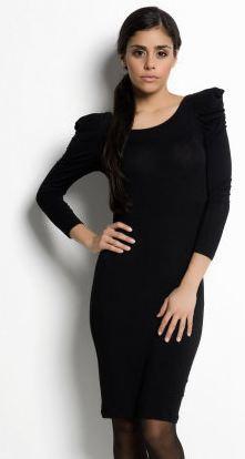 elegante kleider beliebter designer das kleine schwarze. Black Bedroom Furniture Sets. Home Design Ideas
