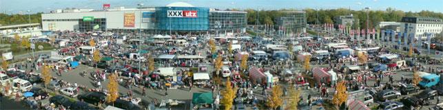 Grosster Trodelmarkt Und Flohmarkt Nurnberg Am 10 10 10 In