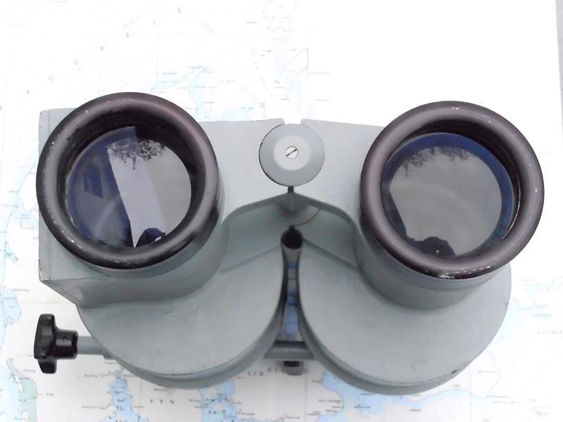Zeiss marine fernglas torpedozielgerät binoculars in erdweg