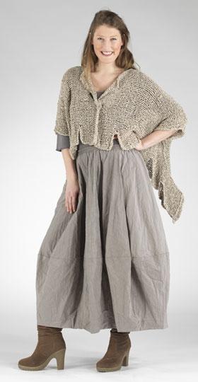 Damen große größen mode ausgefallene italienische Mode in