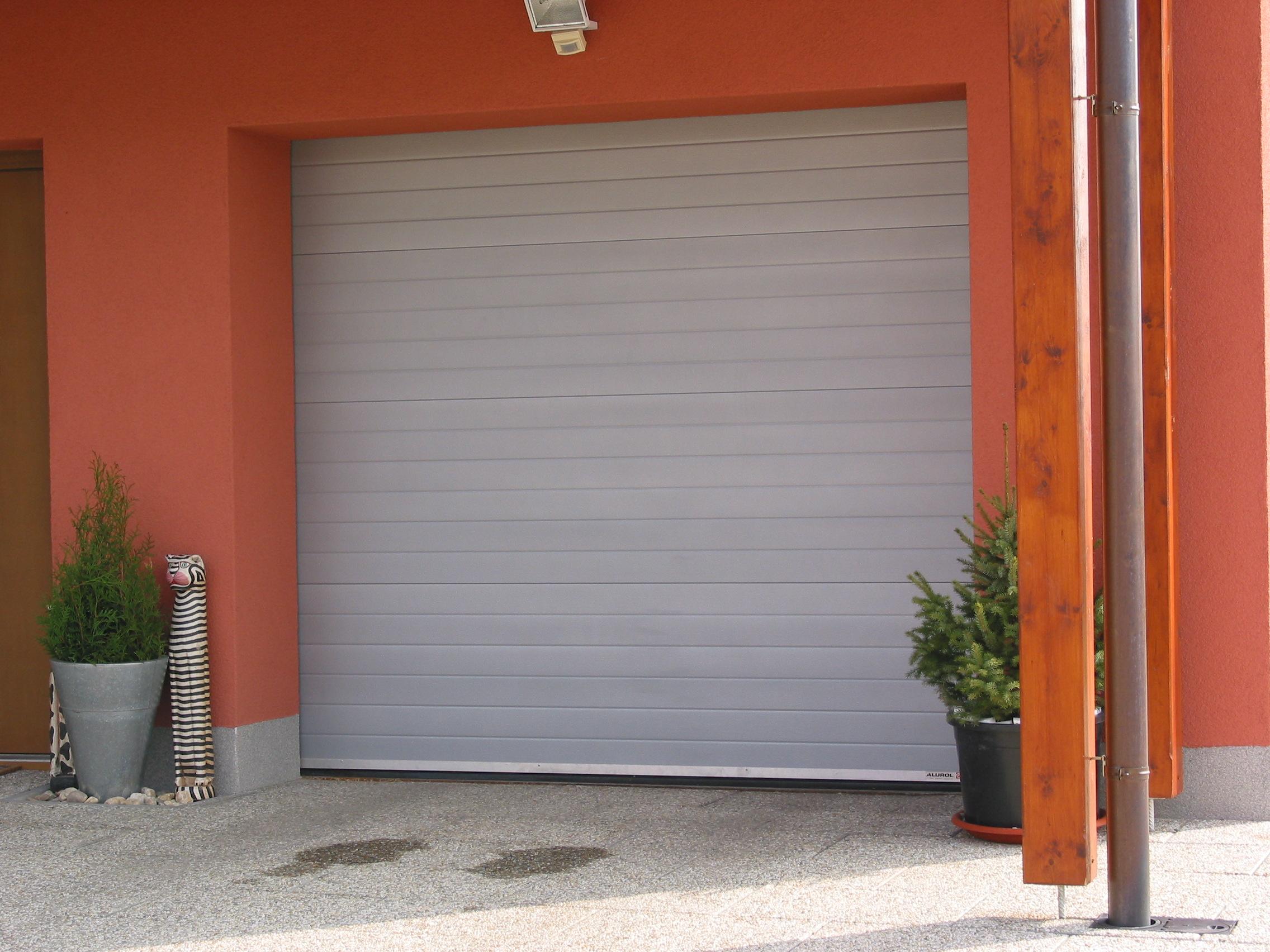 garagentor sektionaltor mit antrieb 5000 2150mm in neunkirchen