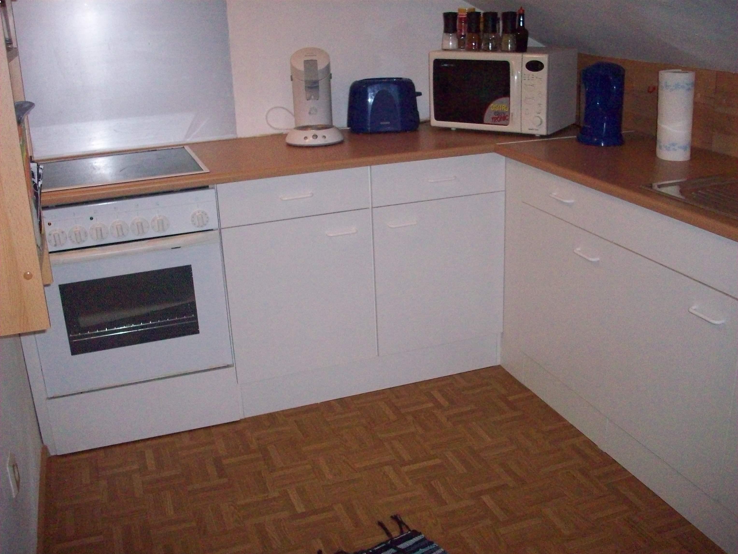 fronten f r die k che in berlin m bel und haushalt. Black Bedroom Furniture Sets. Home Design Ideas