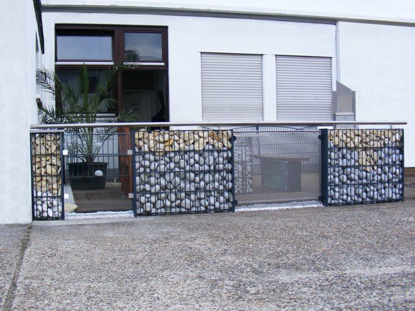 doppelstabmattenzaun mit abdeckleiste preis pro lfm in hamm handwerk hausbau garten. Black Bedroom Furniture Sets. Home Design Ideas