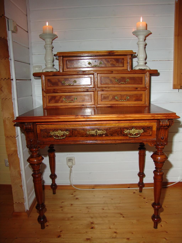 alter gr nderzeit damensekret r in top zustand zu verkaufen in michendorf m bel und haushalt. Black Bedroom Furniture Sets. Home Design Ideas