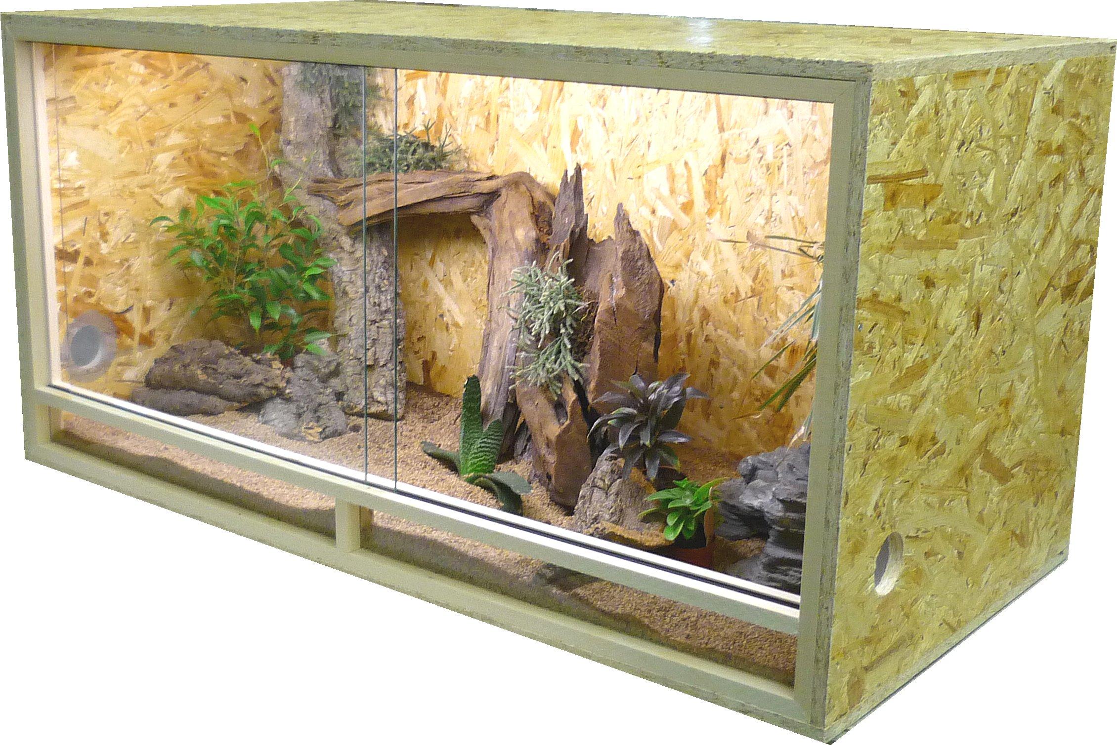 terrarium 180x80x80 bxtxh angebot der woche terrarien in leuna tiere kleinanzeigen. Black Bedroom Furniture Sets. Home Design Ideas