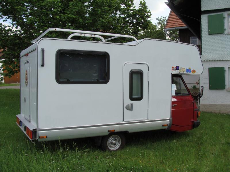 piaggio ape camper in maierh fen camping kleinanzeigen. Black Bedroom Furniture Sets. Home Design Ideas