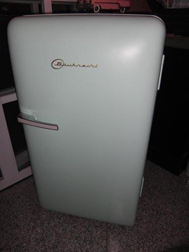 Kühlschrank Bauknecht Nostalgie
