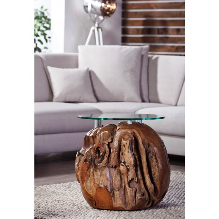 Wohnzimmer tisch holz unikat massiv lopa der neueste for Wohnzimmertisch aus marmor