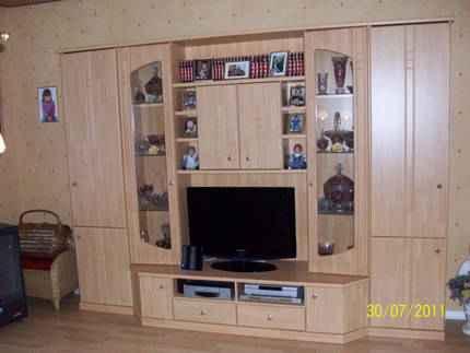 Dekoration wohnzimmerschrank  Kleinanzeigen Wohnzimmerschrank, Anbauwand - Seite 2