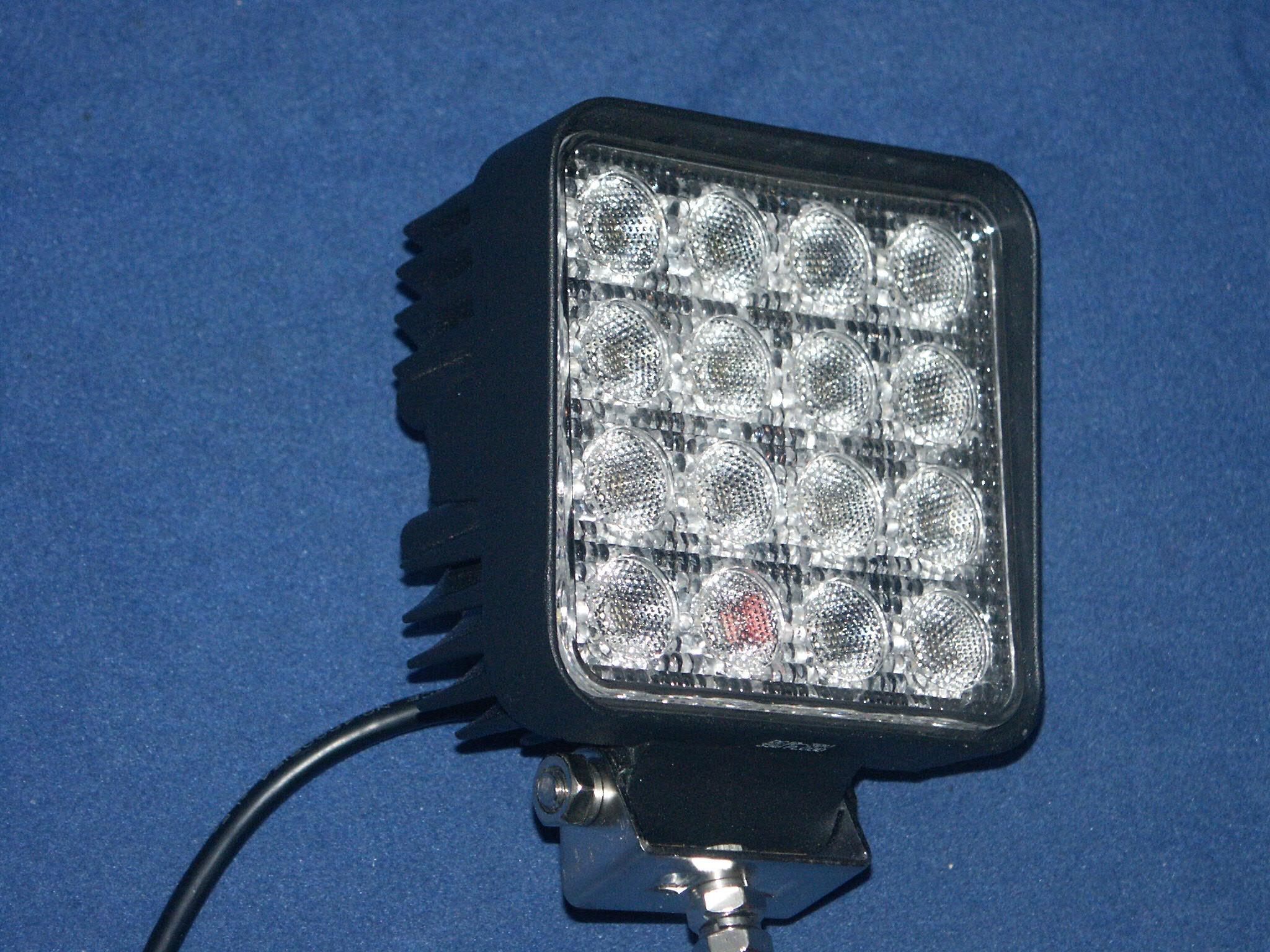 led 35 watt 12 24 volt arbeitsscheinwerfer in mannheim. Black Bedroom Furniture Sets. Home Design Ideas