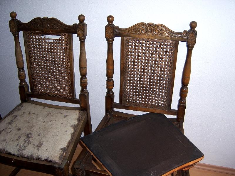 Charmant 4 Antike Gründerzeit   Stühle Esszimmer Speisezimmer Lounge