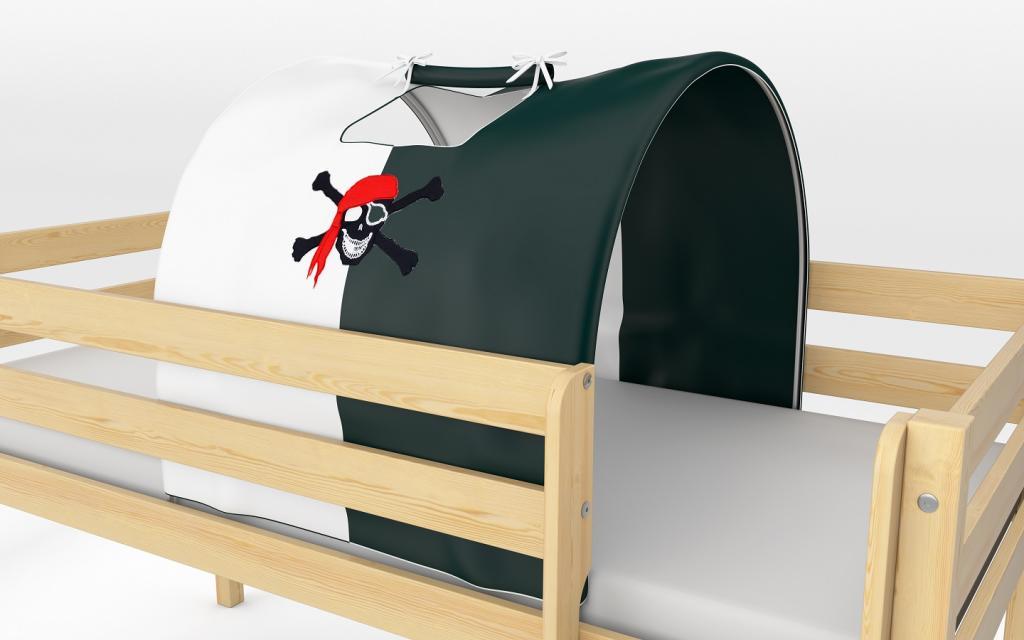 Etagenbett Klein : Tunnel bogen klein für hochbett etagenbett spielbett 90x75x75 in