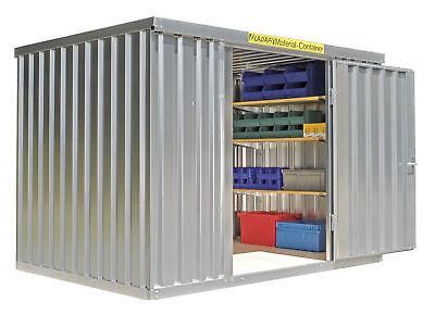 fladafi container baucontainer garage schuppen in w rburg. Black Bedroom Furniture Sets. Home Design Ideas