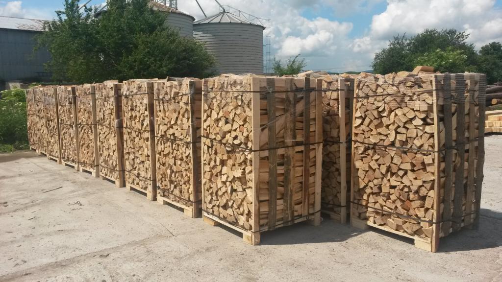 Berühmt Brennholz Buche frisch in Busko-Zdrój   Handwerk - Hausbau #LF_52